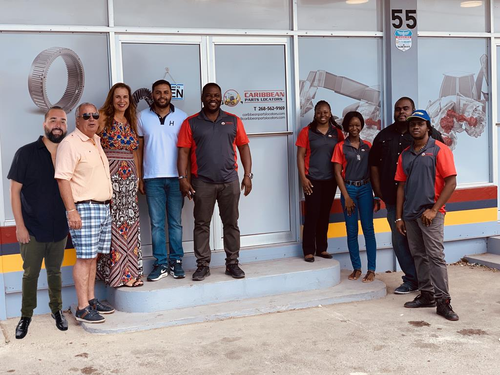 New Distributorship opens in St. John's Antigua