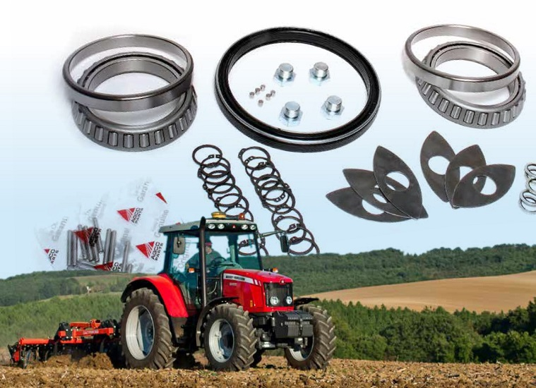 Carraro and AGCO, together to offer a most profitable solution for periodic axle maintenance