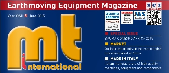 Carraro Spare Parts on MT International magazine (June 2014 issue)