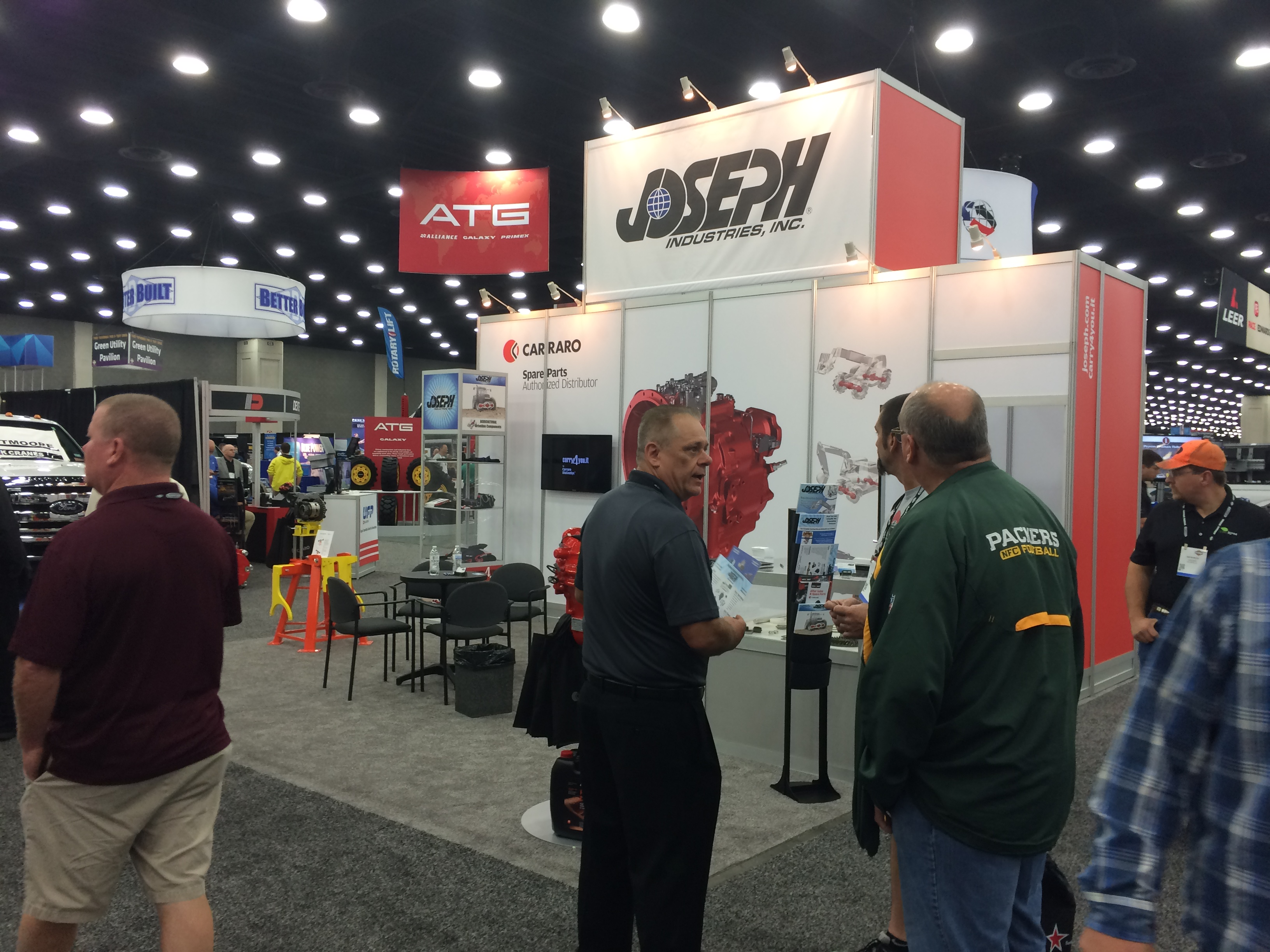 ICUEE 2015 and coming shows for Joseph Industries in 2016