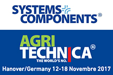 Carraro After Sales & Spare Parts at Agritechnica 2017 (Hannover, Germany)