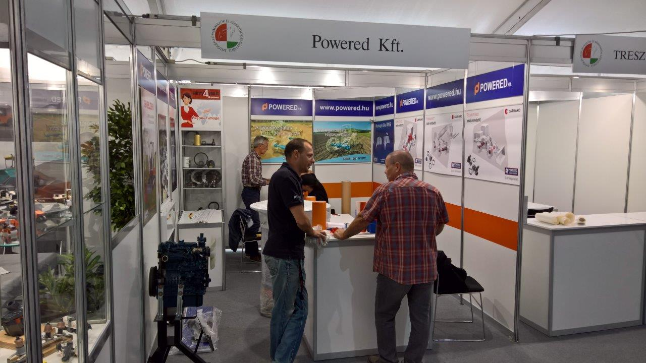 Powered Access Hungary at ÉBSZ exhibition (Hungary, September 14-16)