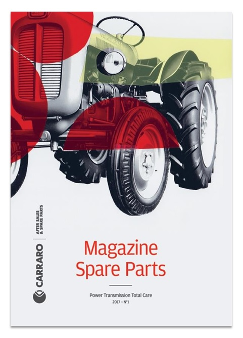 Carraro After Sales & Spare Parts Magazine 2017