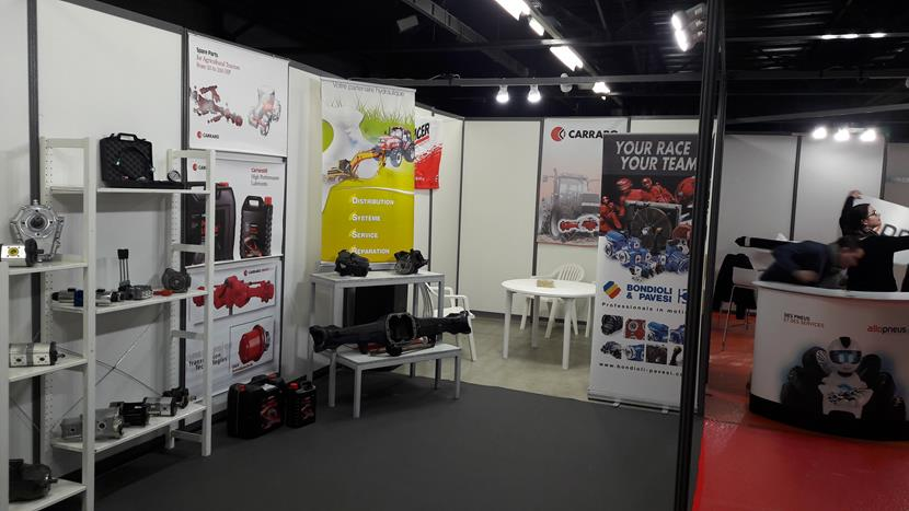 Symko at Salon des ETA exhibition (Le Mans, France)