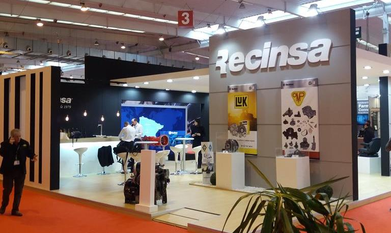 Recinsa at Fima fair
