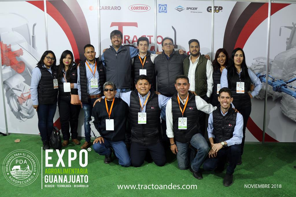Tractoandes at Expo AgroAlimentaria (November 13-16)