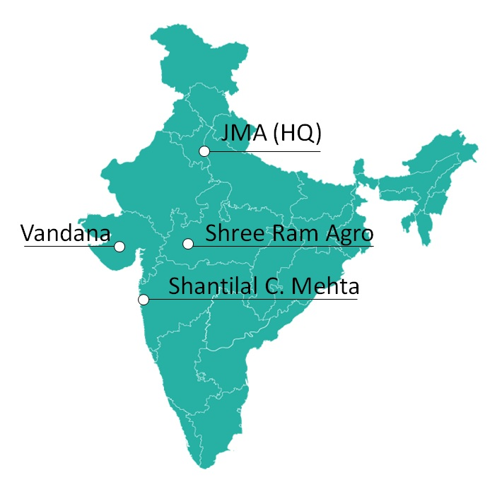 New Spare Partner in India: Shree Ram Agro